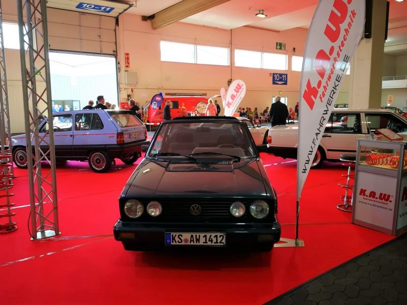 Technorama Kassel 2020 Oldtimer