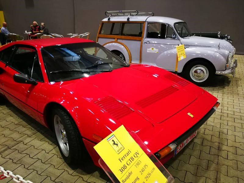 Technorama Kassel 2020 Ferrari