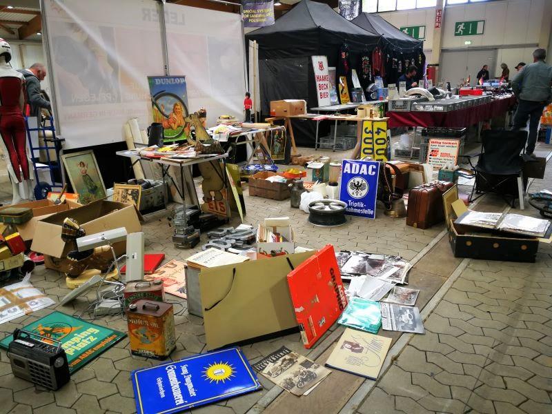 Technorama Kassel Teilemarkt