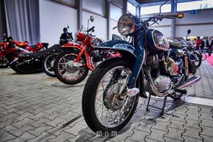 Motorradhalle Kassel